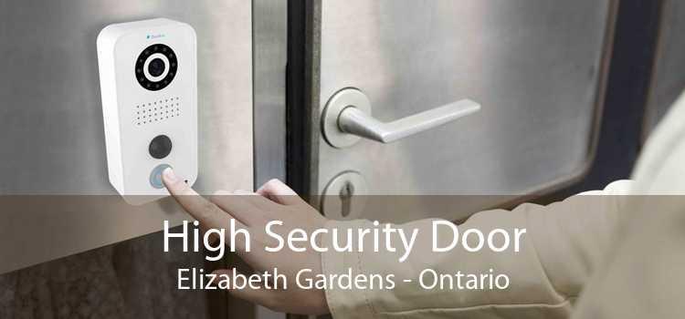 High Security Door Elizabeth Gardens - Ontario