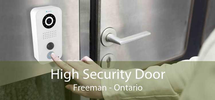 High Security Door Freeman - Ontario