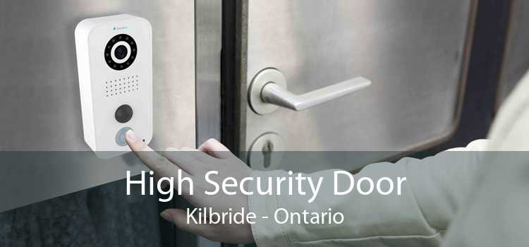 High Security Door Kilbride - Ontario