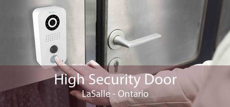 High Security Door LaSalle - Ontario