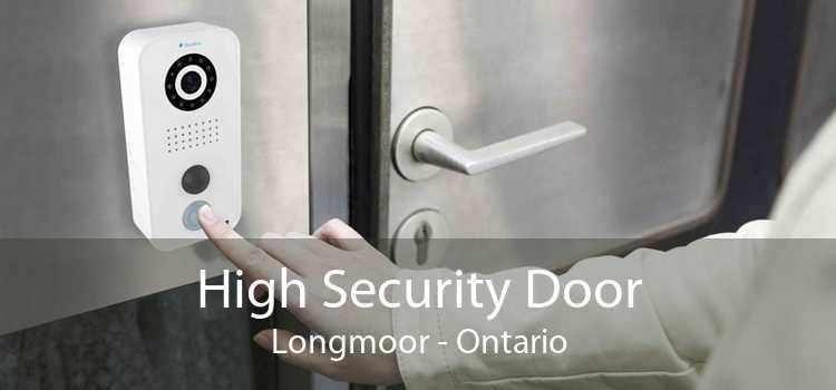 High Security Door Longmoor - Ontario