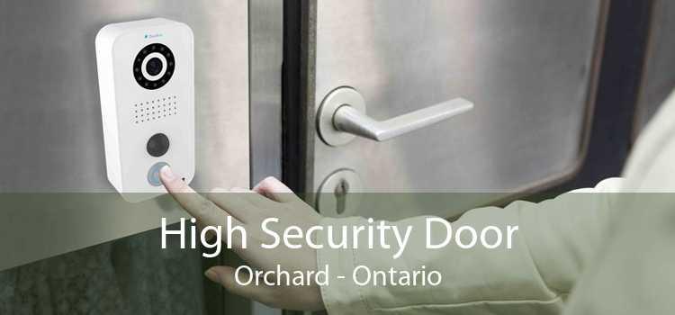 High Security Door Orchard - Ontario