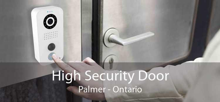 High Security Door Palmer - Ontario