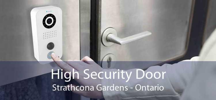 High Security Door Strathcona Gardens - Ontario