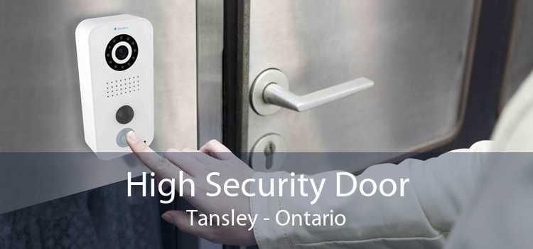 High Security Door Tansley - Ontario