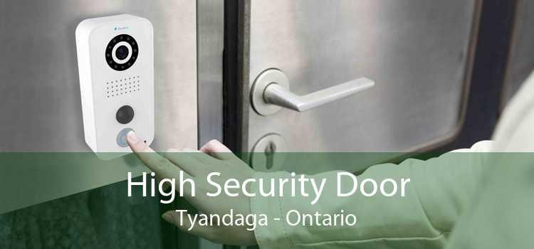 High Security Door Tyandaga - Ontario