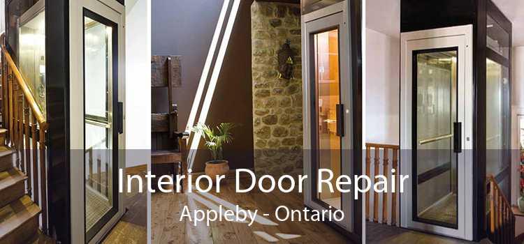 Interior Door Repair Appleby - Ontario