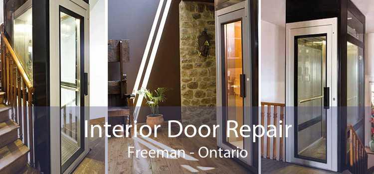Interior Door Repair Freeman - Ontario