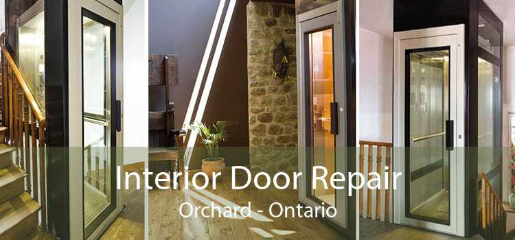 Interior Door Repair Orchard - Ontario