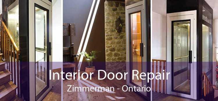 Interior Door Repair Zimmerman - Ontario