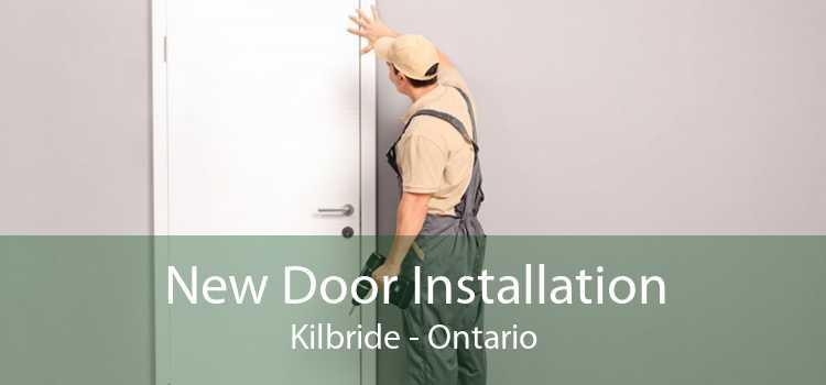 New Door Installation Kilbride - Ontario
