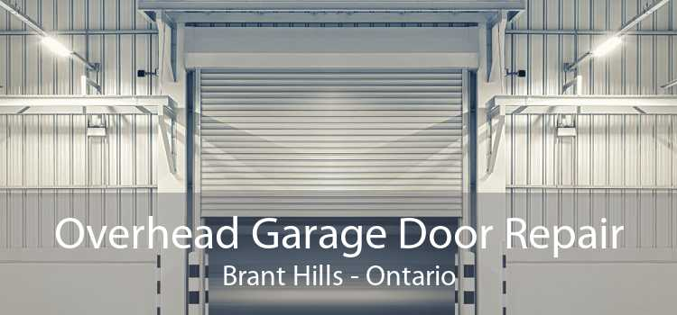 Overhead Garage Door Repair Brant Hills - Ontario