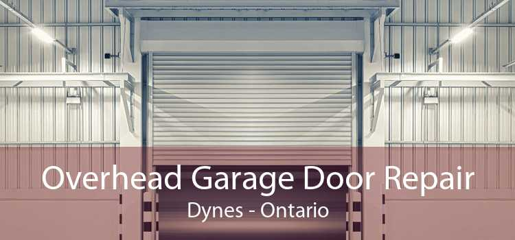 Overhead Garage Door Repair Dynes - Ontario