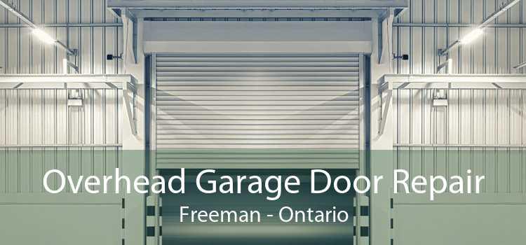 Overhead Garage Door Repair Freeman - Ontario
