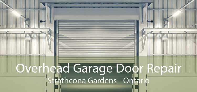 Overhead Garage Door Repair Strathcona Gardens - Ontario