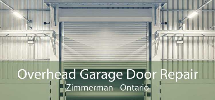 Overhead Garage Door Repair Zimmerman - Ontario
