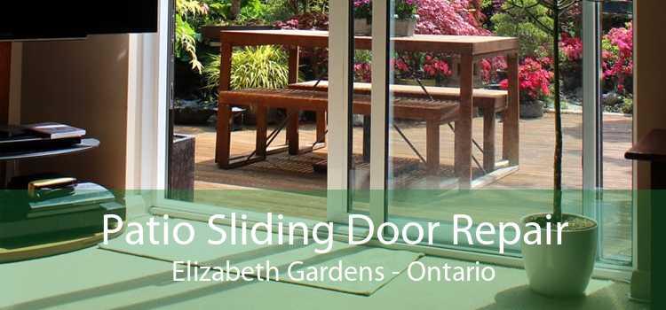 Patio Sliding Door Repair Elizabeth Gardens - Ontario