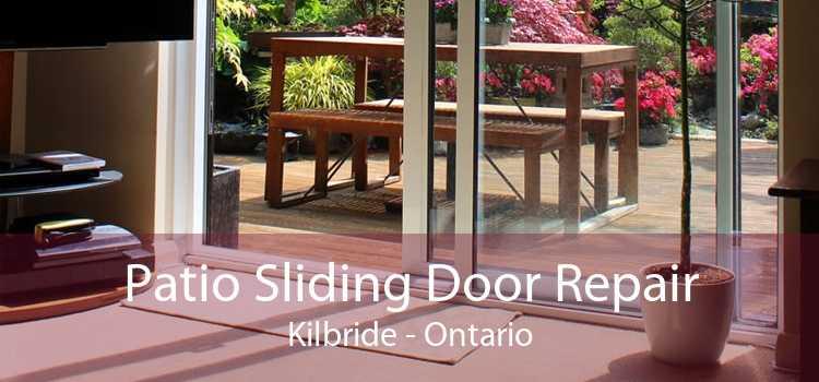 Patio Sliding Door Repair Kilbride - Ontario