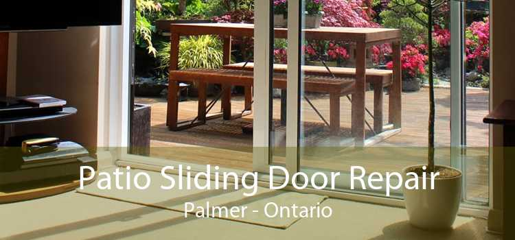 Patio Sliding Door Repair Palmer - Ontario
