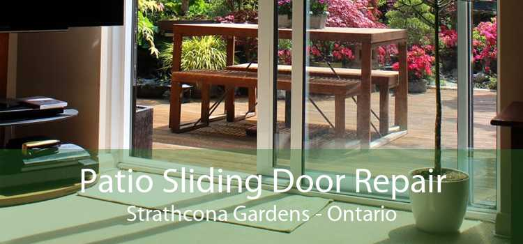 Patio Sliding Door Repair Strathcona Gardens - Ontario