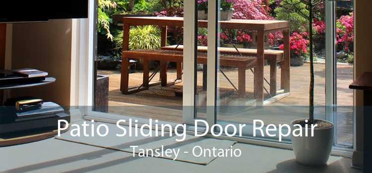 Patio Sliding Door Repair Tansley - Ontario