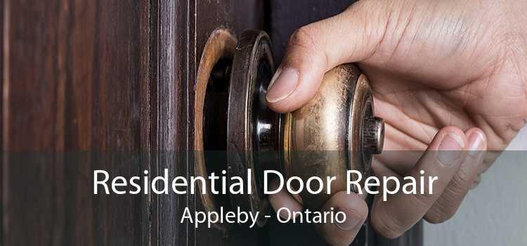 Residential Door Repair Appleby - Ontario