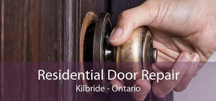 Residential Door Repair Kilbride - Ontario