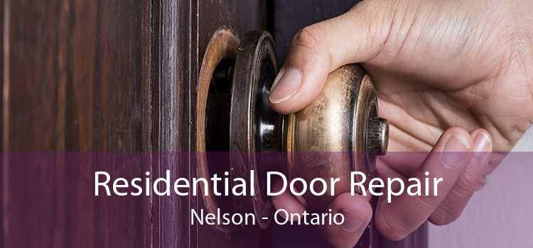 Residential Door Repair Nelson - Ontario