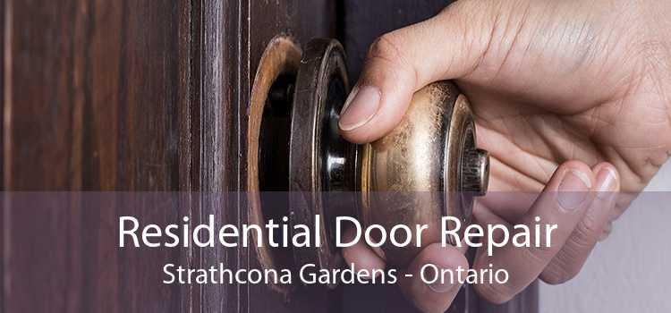 Residential Door Repair Strathcona Gardens - Ontario