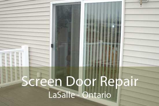 Screen Door Repair LaSalle - Ontario