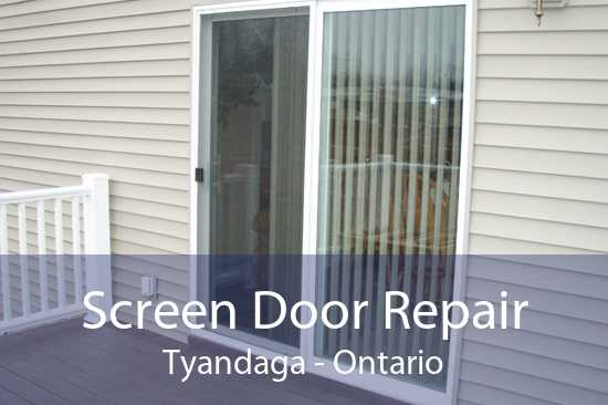 Screen Door Repair Tyandaga - Ontario