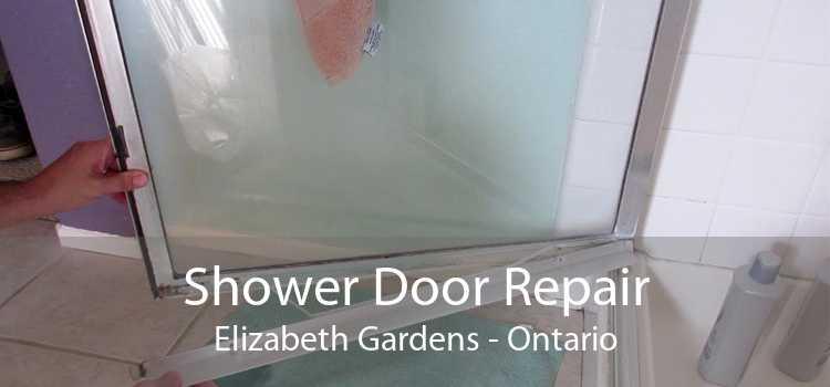 Shower Door Repair Elizabeth Gardens - Ontario
