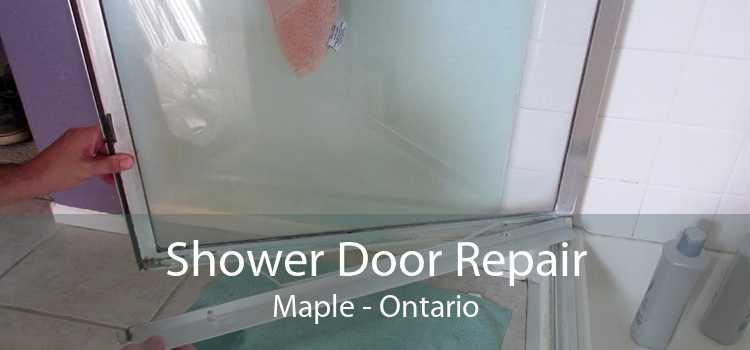 Shower Door Repair Maple - Ontario