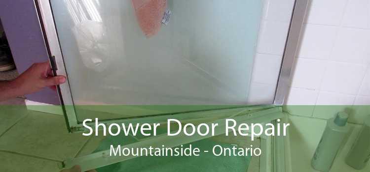 Shower Door Repair Mountainside - Ontario
