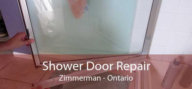 Shower Door Repair Zimmerman - Ontario