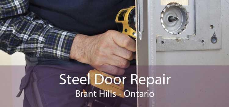 Steel Door Repair Brant Hills - Ontario