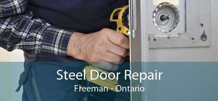 Steel Door Repair Freeman - Ontario