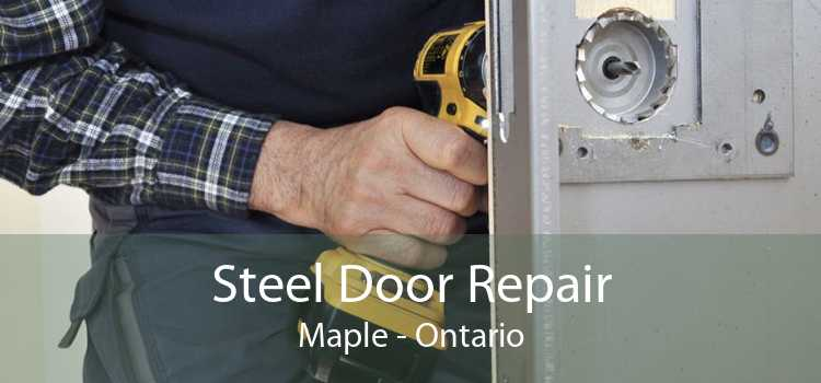 Steel Door Repair Maple - Ontario