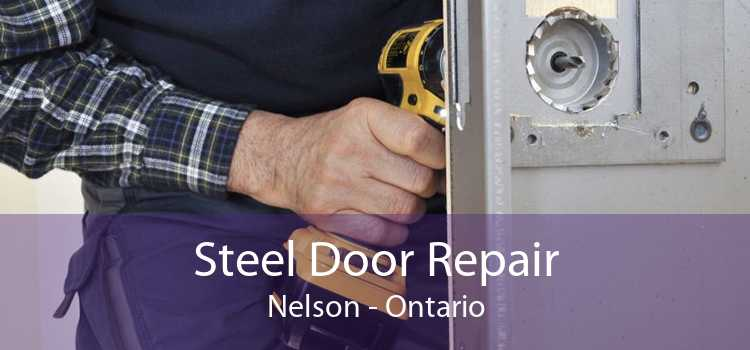 Steel Door Repair Nelson - Ontario