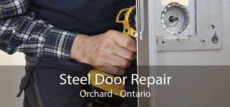 Steel Door Repair Orchard - Ontario
