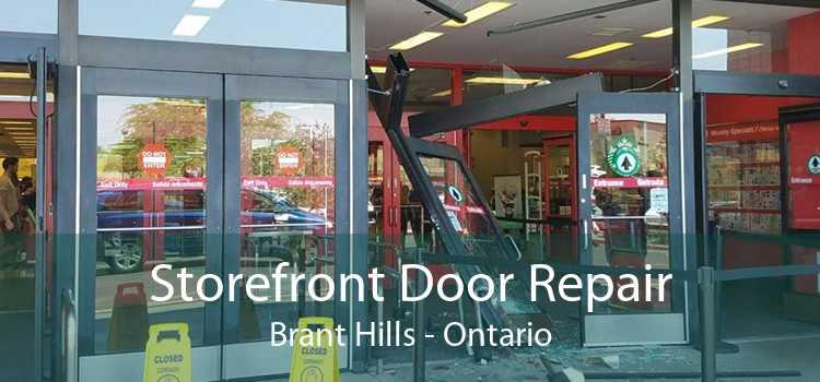 Storefront Door Repair Brant Hills - Ontario