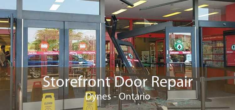 Storefront Door Repair Dynes - Ontario