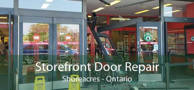 Storefront Door Repair Shoreacres - Ontario