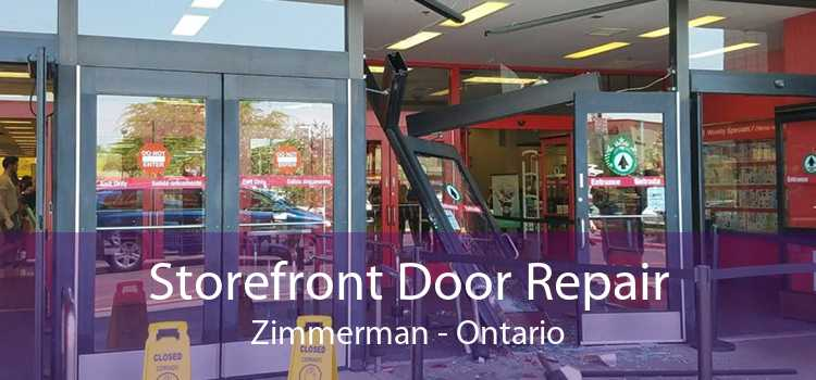 Storefront Door Repair Zimmerman - Ontario