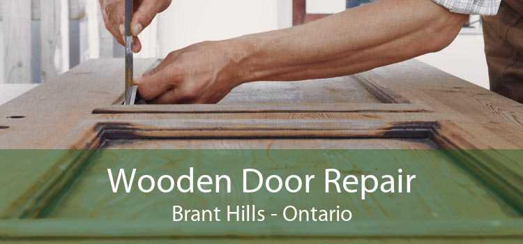Wooden Door Repair Brant Hills - Ontario