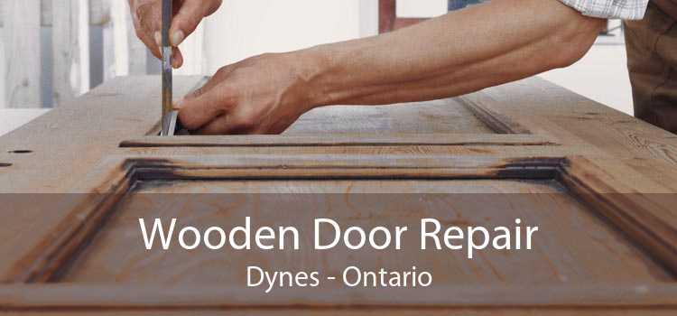 Wooden Door Repair Dynes - Ontario