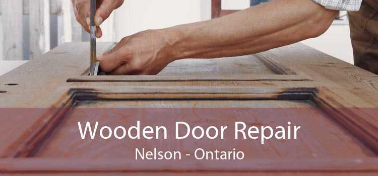 Wooden Door Repair Nelson - Ontario